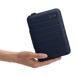 AWAY The Mini Navy Suitcase- New In Bag